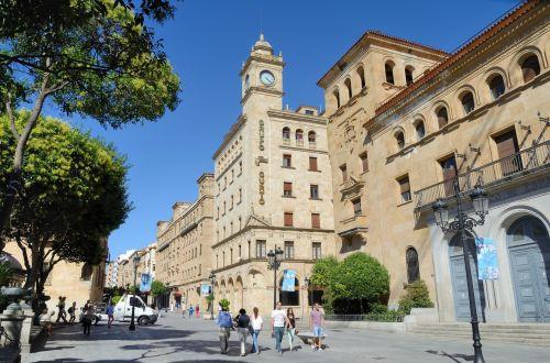 Salamanca, Ispanija, kelionė, architektūra, pastatas, namas, Salamanca, Ispanija