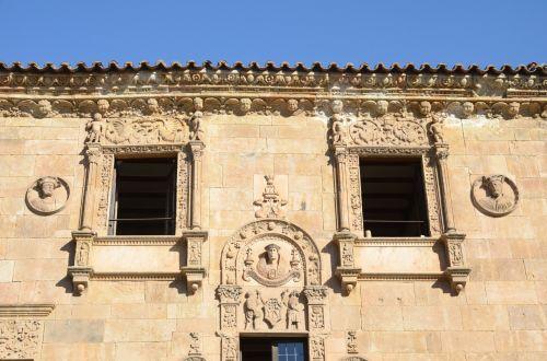Salamanca, Ispanija, architektūra, kelionė, Salamanca, Ispanija