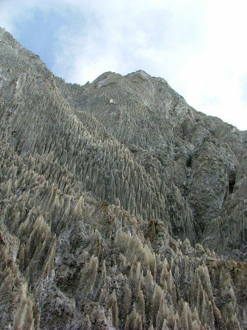 Druska, Kristalas, Sódóm, Druskos Druska, Transilvanija, Kalnai, Gamta, Mineralinis