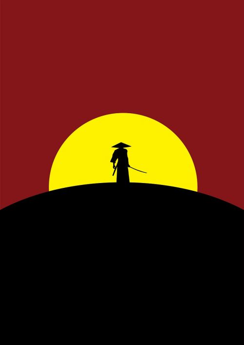 samurajus,karys,japanese,Kardas,Japonija,Katana,kovotojas,dizainas,ginklas,kovinis,šarvai,Ninja,kareivis,kovoti,juoda,senovės,ašmenys,karas,armija,tradicija,kovoti,praktika,kelti,vyras,istorinis,asian,herojus,minimalistinis menas,minimalistinis,vektorius,vektorinis menas,Photoshop,iliustratorius,photoshop menas,iliustratoriaus menas,yatheesh menas,silueto menas,siluetas,plakatas,silueto dailė,žemė,geltona,saulė