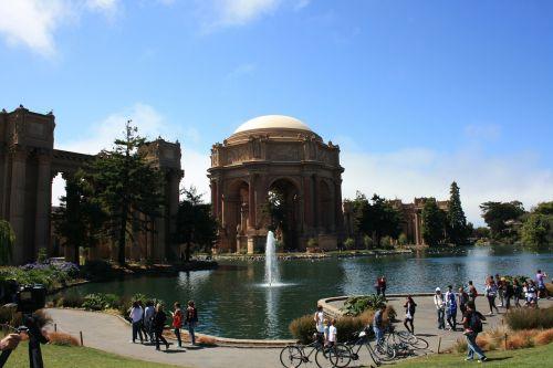 San,francisco,San Franciskas,usa,lankytinos vietos,Kalifornija,muziejus,vanduo,baseinas,parkas,tvenkinys,fontanas