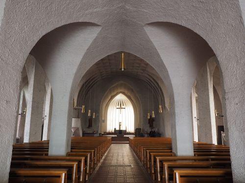 šventykla,interjeras,Jonas Krikštytojas,st Jonas baptistų bažnyčia,bažnyčia,nauja ulma,pastatas,katalikų,garnizonų bažnyčia,milžiniškas,galingas,bažnyčios pastatai