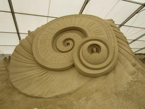 smėlio pasaulis,smėlio skulptūra,laiko valdovas,dr,kuris,smėlio menas