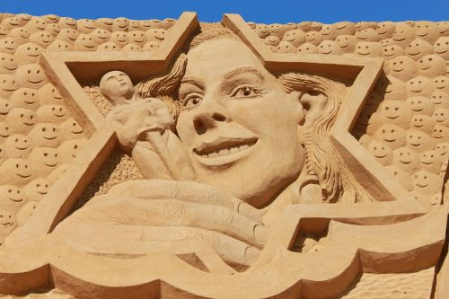 smėlis,skulptūra,meno kūriniai,festivalis,smėlio skulptūra,menas,smėlio skulptūros,denmark,søndervig,statula,menininkai,smėlio nuotrauka