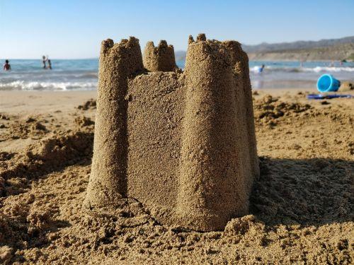 smėlio pilis,smėlio struktūra,vasara,šventė,smėlio dėžė