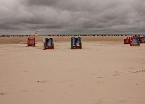 smėlio kraštą,amrum,klubai,Nordfriesland,šventė,paplūdimys,Šiaurės jūra,sala,jūra,platus,debesys,smėlis,smėlio paplūdimys papludimys,vienatvė