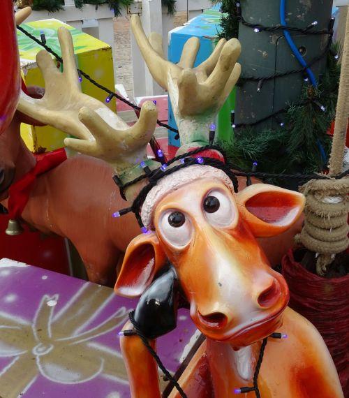 santa, Claus, Kalėdos, xmas, šiaurės elniai, aluderiai, rogės, sleighs, šventė, atostogos, žiema, medis, džiaugsmas, sezonas, sezoninis, dovanos, dovanos, pateikti, dovanos, Santa Claus elnias