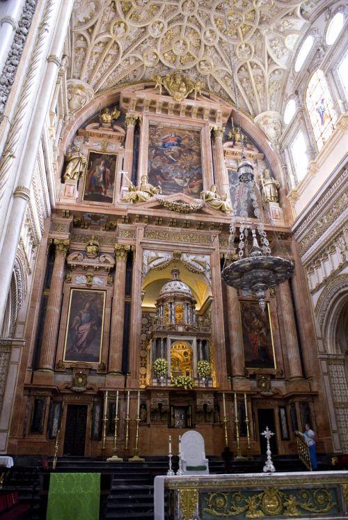 Santa Iglesia catedral de córdoba,katedra,córdoba,mezquita,Ispanija,Andalūzija,bažnyčia,katalikų,Romos katalikų,katalikų bažnyčia,religija,tikėjimas