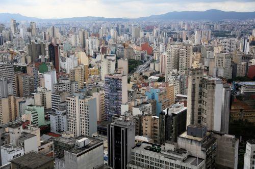 San Paulas,centras,architektūra,pastatai,senas centras,Brazilija,metropolis,istorinis centras,miesto