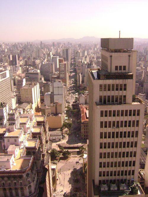 San Paulas,pastatas,metropolis,architektūra