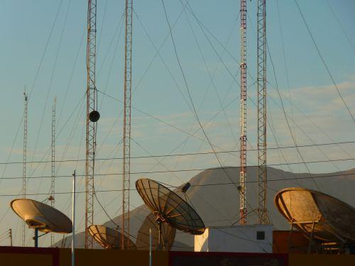palydovinės antenos,radijas,antena,Žiūrėti televizorių,antenos stiebas,technologija