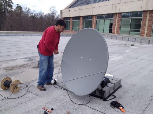 palydovų technikas,technikas,kabelis
