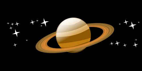 Saturn, Planeta, Žvaigždės, Visata, Erdvė, Nasa, Kosmosas, Kosmosas, Tyrinėjimas, Žiedai, Nemokama Vektorinė Grafika