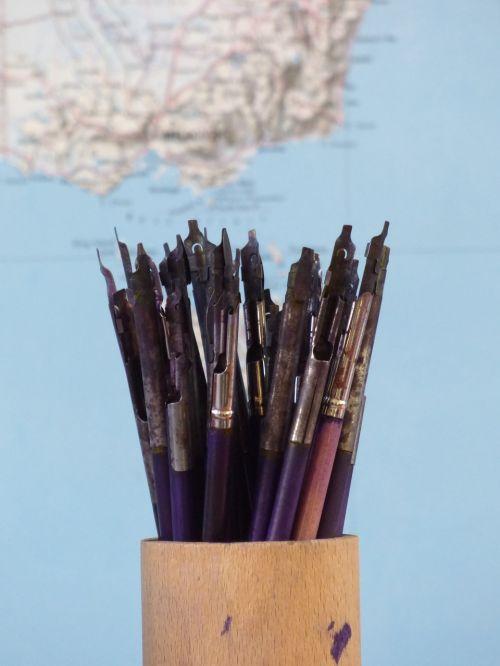mokykla,rašiklis,rašalas
