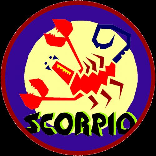 skorpionas,skorpionas,astrologija,zodiako,horoskopas,ženklas,astronomija,simbolis,spalvinga,mėlynas,piktograma,Naujasis amžius,kūrybingas,malonumas,skaitymas,kalendorius,turtas