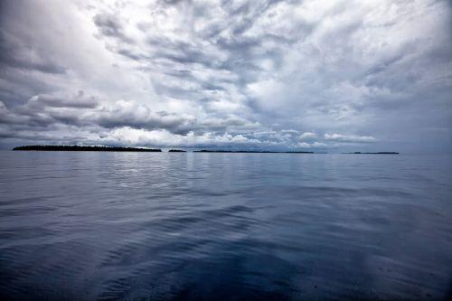 jūra,per naktį,kojima,melancholija,nerimas,Widi salos,halmahera salos,Indonezija