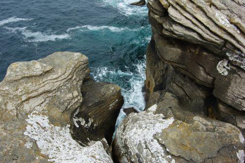 jūra,uolos,Rokas,costa,bangos,portugal,vanduo,mineralinis