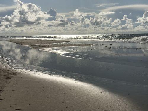 jūra,papludimys,abendstimmung