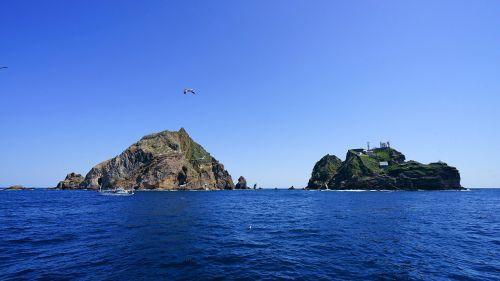 jūra,kranto,kelionė,sala,dokdo,Korėja,Japonijos jūra,Korėjos Respublika,peizažas,jūros dugnas,turizmas,mėlyna jūra,dok-do
