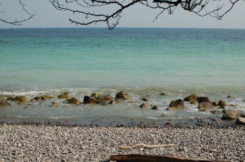 jūra,akmenys,papludimys,akmenukas,vandenynas,horizontas,filialas,žvyro paplūdimys