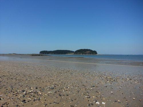 jūra,kraštovaizdis,mėlynas,sala,vasara,atostogos,papludimys,smėlio paplūdimys
