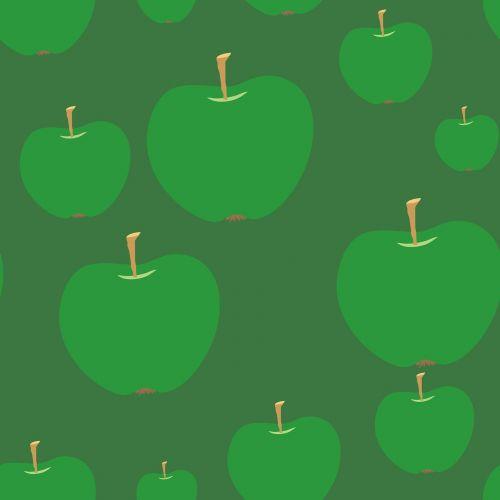besiūliai,plytelės,pakartoti,modelis,tekstilė,tapetai,fonas,dizainas,besiūlus modelis,modelis besiūlis,fonas vientisas,foninis modelis,žalias,obuolys,vaisiai,maistas