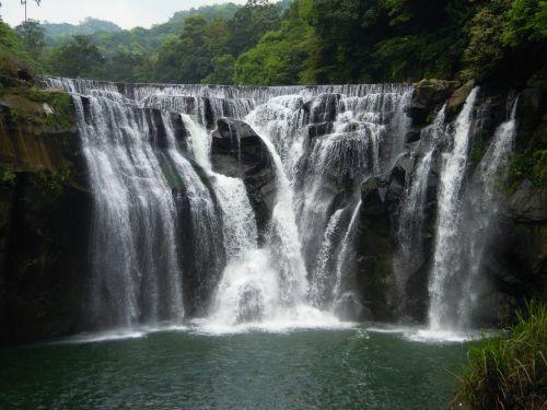 Labai Krioklys,  Krioklys,  Taivanas,  Krioklys