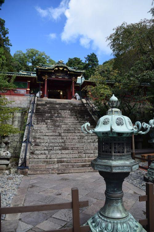 shimizu,kunouzan toshoguu,širas,tradicinė šventykla,japonų šventykla