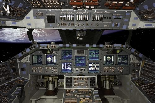 Autobusas, Kabinos, Erdvė, Raketa, Erdvėlaivis, Technologija, Erdvėlaivis, Raketa, Astronautas, Kosmonautas