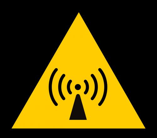 ženklai,radiacija,mikrobangų krosnelė atsargiai,rizika,pavojingas,pavojingas,dėmesio,budrus,piktograma,simbolis,ray,spinduliuoja,nemokama vektorinė grafika