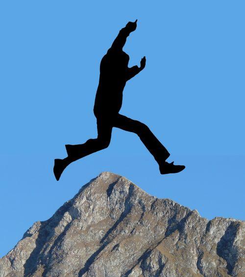 siluetas,vyras,motyvacija,šokinėti,pabūti,kalnas,knoll,kliūtis,asmuo,figūra,žmogus,išdrįso,drąsos,drąsus,paleisti,daryti,pasiekti,gali,išspręsti,padaryti,realizuoti,įvykdyti,apdaila,atsinešti,vyrauti,nugalėti,atlikti,Kopijuoti su