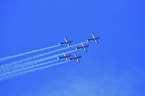 rodyti, antena, komanda, įgūdis, tikslumas, purkštukai, sidabro alkūnės komanda danguje