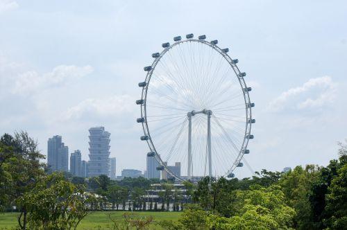Singapūras lėktuvas,Singapūras,miestas,skrajutė,panorama,architektūra,asija,marina,įlanka,miesto panorama,kelionė,ratas,pastatas,žinomas,Singapūras panorama,orientyras,kraštovaizdis,dangus