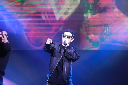 dainininkė,korėjiečių dainininkė,kim chang ryul,scena,koncertas,parodyti,Rodyti,hip hopas,muzika