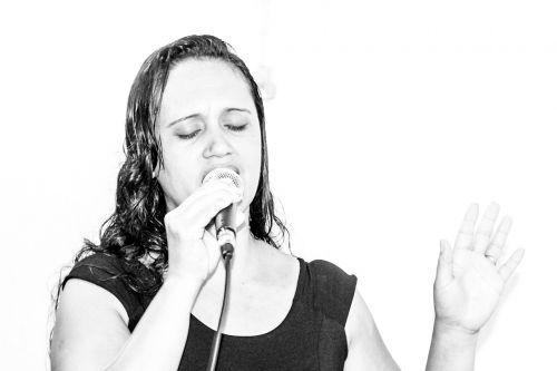 dainininkė,dainuoti,garbinimas