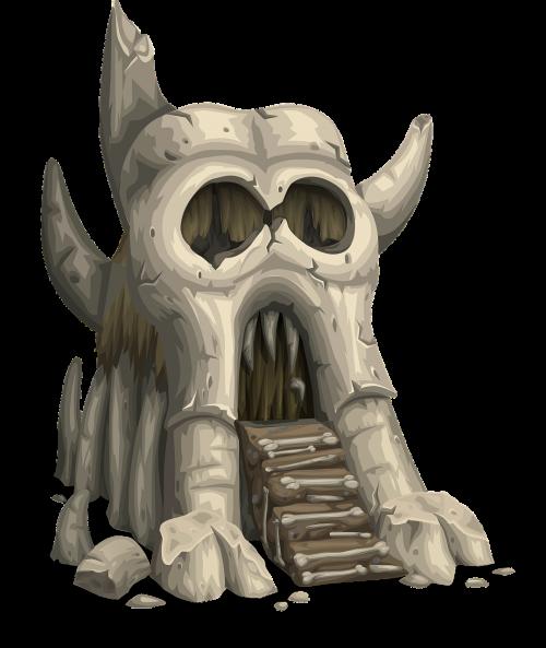 kaukolė,grayskull,pilis,vartai,Halloween,vaiduoklis,apsėstas,bauginantis,bijoti,baimė,baugus,panika,baisu,baimė,siaubas,creepy,tamsi,paslaptis,baisus,žingsniai,senas,mįslingas,košmaras,velnias,naktis,pavojus,siaubingas,teroras,demonas,mirtis,senovės,gotika,tamsa,monstras,siaubingas,nemokama vektorinė grafika