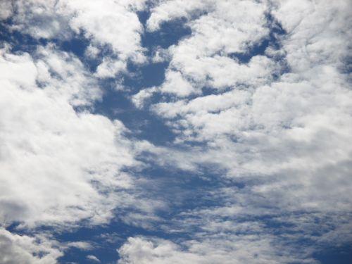Mėlynas, Debesis, Oras, Atmosfera, Aplinka, Cloudscape, Dangus, Oras, Diena