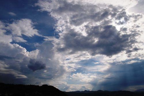 dangus,debesys,cumulus