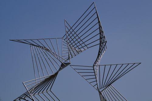 dangus,skulptūra,šiuolaikiška,modelis,struktūra,tekstūra,menas,modernus menas,objektas,meno objektas,metalas