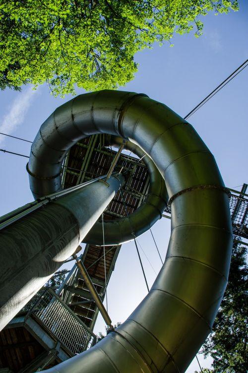 skaidrių,žaisti,žaidimų aikštelė,laisvalaikis,žaisti lauke,skywalk,scheidegg,Allgäu,Vokietija,linksma,out,spiralė,dinamiškas