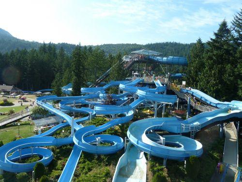 paslysti,vandens parkas,laisvalaikis,vandens malonumas,mėlynas,malonumas,laisvalaikio baseinas