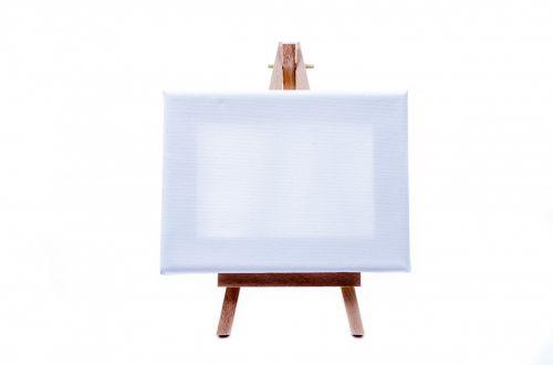 molbertas, rėmas, skelbimų lenta, tuščias, stovėti, drobė, tuščia, menas, medinis, fonas, lenta, mažas molbertas su tuščia drobė