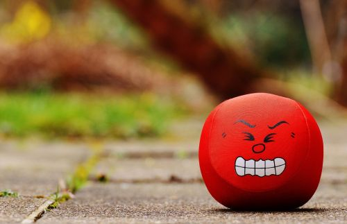 smiley,pyktis,velnias,rūgštus,juokinga,raudona,saldus,mielas,veidas,linksma,rutulys,medžiaga