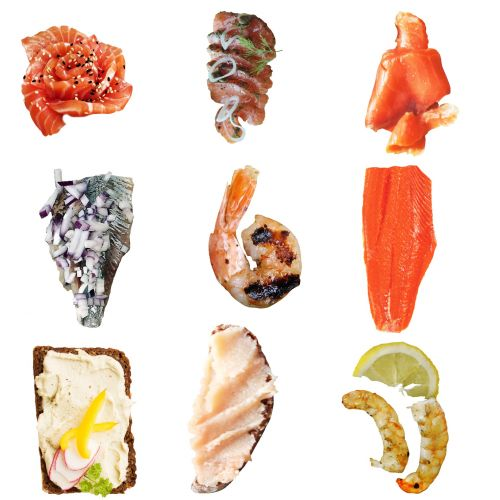sumuštinis, sviestas & nbsp, duona, užkandis, duona, lašiša, skrudinta duona, sviestas, užkandis, žuvis, žuvies & nbsp, užkandis, banketą, pusryčiai, maistas, pietūs, silkė, krevetės, šventė, kiaušinis, citrina, ridikėliai, maistas & nbsp, nuotrauka, į viršų & nbsp, peržiūra, izoliuotas, balta & nbsp, fonas, užkandis