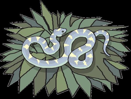 gyvatė,lapai,ropliai,lizdas,suvynioti,slithering,susukti,slysti,nemokama vektorinė grafika