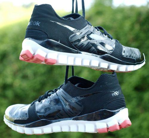 sportiniai bateliai,priklausyti,avalynė,Sportiniai batai,realflex,slopinimas,Reebok