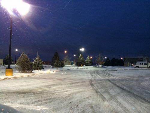 Sniegas, Snieguotas, Naktis, Colorado, Gatvė, Žiema, Šaltas, Šaltis, Sniegas, Oras, Lauke, Sezoninis, Sniegas, Sušaldyta