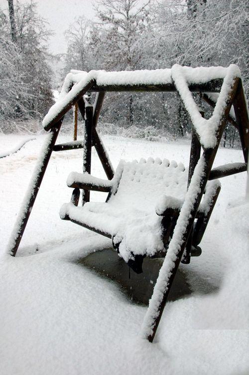sniegas, sniegas & nbsp, diena, kraštovaizdis, žiema, ledas, šakelės, sezonas, lauke, gamta, chilly, miškai, padengtas, abstraktus, fonas, grožis, kristalas, sūpynės, sniego padengtas sūpynės