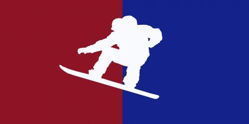 snieglentė, snieglentininkas, mlb, logotipas, dizainas, grafika, gudrybės, skrajutė, menas, snieglenčių lentos logo