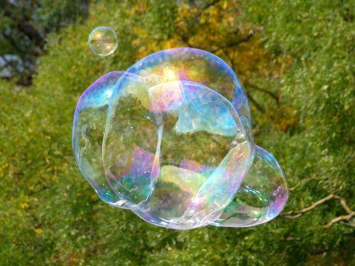 muilo burbulas,blubber,didelis